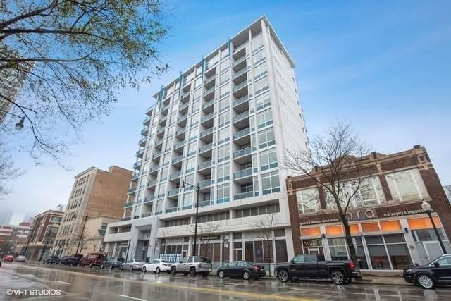 1819 S Michigan Avenue #502, Chicago, IL 60616 (MLS #10488357) :: The Mattz Mega Group