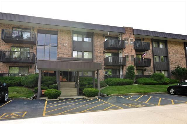 1421 Woodbridge Road 3H, Joliet, IL 60436 (MLS #10488368) :: Baz Realty Network | Keller Williams Elite