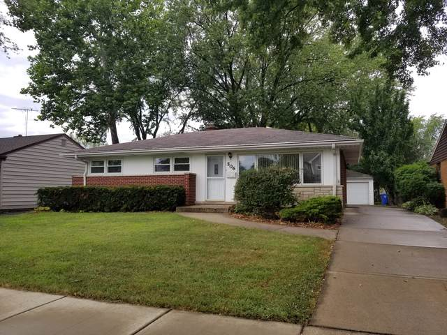 506 N Russel Street, Mount Prospect, IL 60056 (MLS #10488372) :: Berkshire Hathaway HomeServices Snyder Real Estate