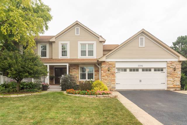 2206 E Hunter Drive, Arlington Heights, IL 60004 (MLS #10488379) :: Berkshire Hathaway HomeServices Snyder Real Estate