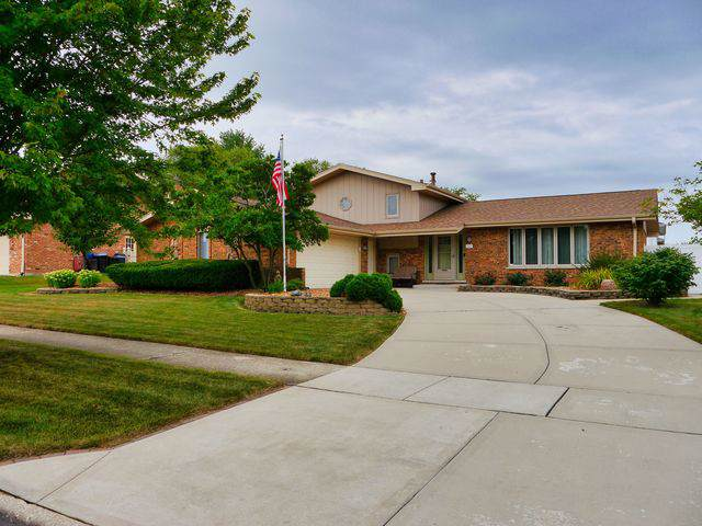 13634 Natchez Trail, Orland Park, IL 60467 (MLS #10488385) :: Property Consultants Realty