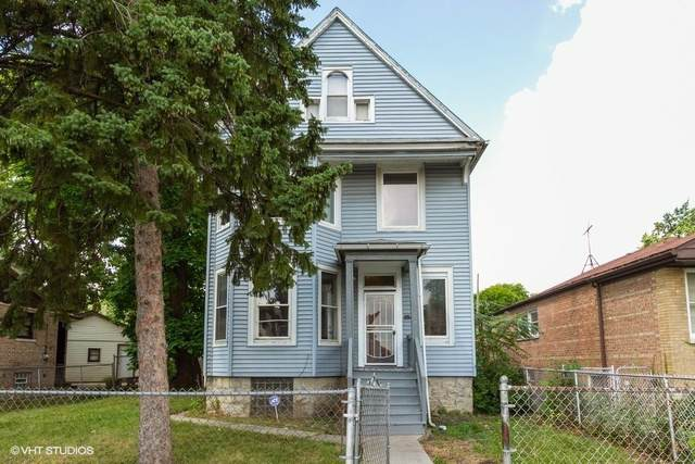 8848 S Wood Street, Chicago, IL 60620 (MLS #10488390) :: The Wexler Group at Keller Williams Preferred Realty