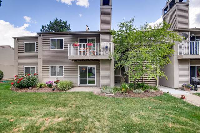 45 Orchard Terrace #1, Lombard, IL 60148 (MLS #10488408) :: Property Consultants Realty