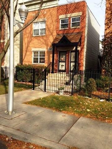 127 S Bell Avenue, Chicago, IL 60612 (MLS #10488409) :: The Mattz Mega Group