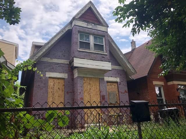 1025 S Claremont Avenue, Chicago, IL 60612 (MLS #10488419) :: The Mattz Mega Group