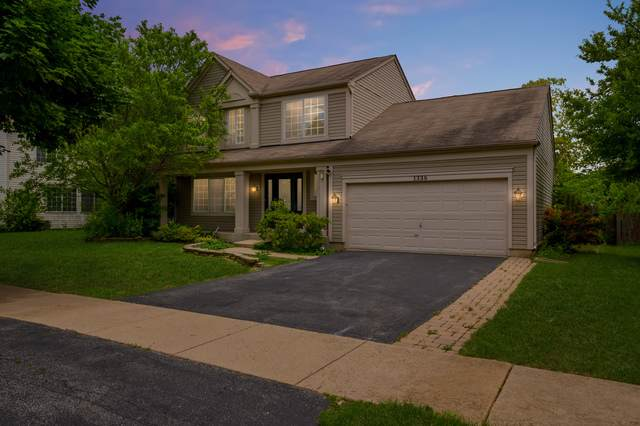 1338 Tara Belle Parkway, Naperville, IL 60564 (MLS #10488427) :: Property Consultants Realty