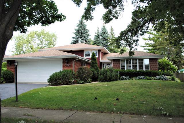 7636 W 105th Street, Palos Hills, IL 60465 (MLS #10488431) :: The Wexler Group at Keller Williams Preferred Realty