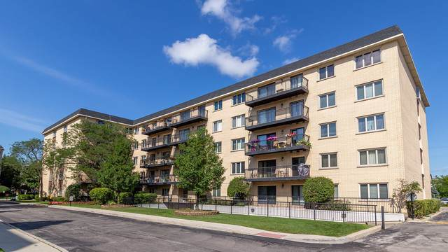 8600 Waukegan Road #303, Morton Grove, IL 60053 (MLS #10488457) :: The Wexler Group at Keller Williams Preferred Realty