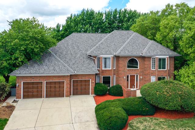 3964 Paradise Canyon Court, Naperville, IL 60564 (MLS #10488505) :: Property Consultants Realty
