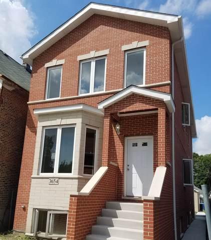 3654 S Damen Avenue, Chicago, IL 60609 (MLS #10488538) :: Angela Walker Homes Real Estate Group