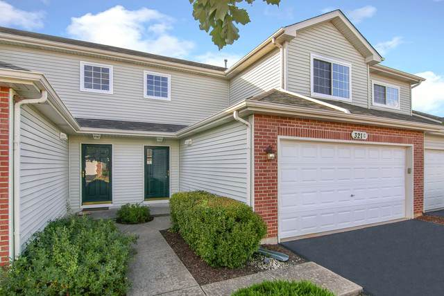 321 Capitol Drive C, Sugar Grove, IL 60554 (MLS #10488540) :: The Wexler Group at Keller Williams Preferred Realty