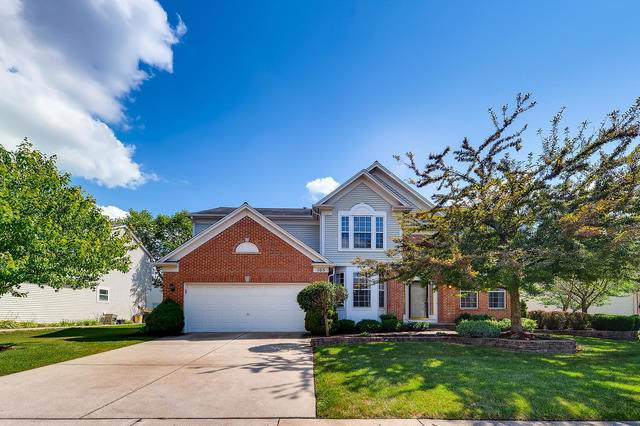 105 Rosewood Drive, Streamwood, IL 60107 (MLS #10488541) :: Angela Walker Homes Real Estate Group