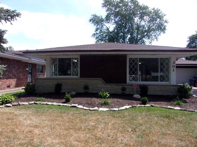 301 Abbott Avenue, Chicago Heights, IL 60411 (MLS #10488554) :: The Wexler Group at Keller Williams Preferred Realty