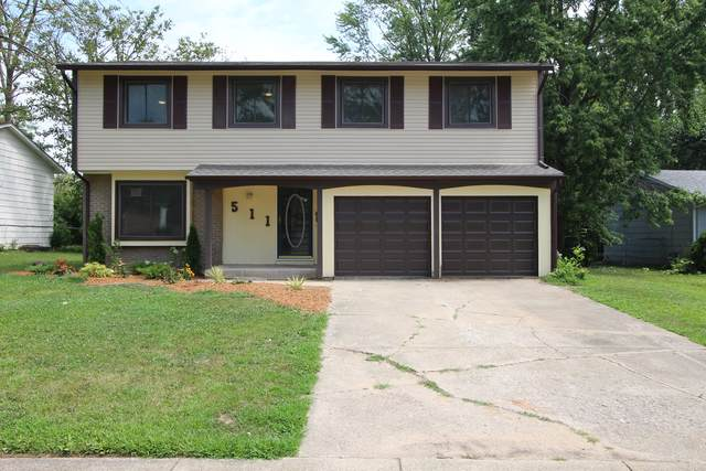 511 Circle Drive, University Park, IL 60484 (MLS #10488562) :: Berkshire Hathaway HomeServices Snyder Real Estate