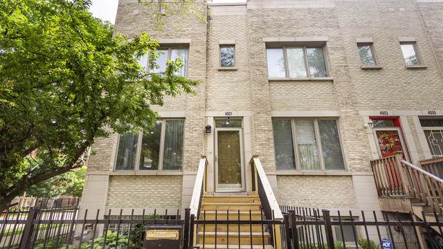 4001 S Drexel Boulevard, Chicago, IL 60653 (MLS #10488563) :: Property Consultants Realty