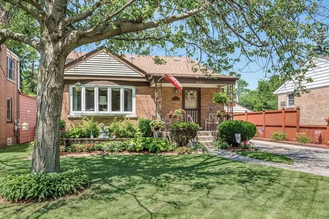 560 S Edgewood Avenue, Elmhurst, IL 60126 (MLS #10488568) :: Berkshire Hathaway HomeServices Snyder Real Estate