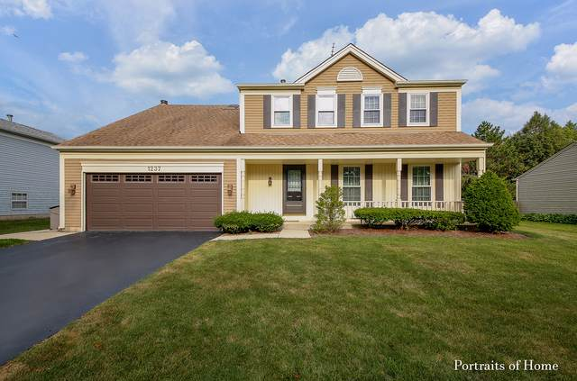 1237 Portchester Circle, Carol Stream, IL 60188 (MLS #10488569) :: The Wexler Group at Keller Williams Preferred Realty