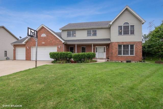 22W155 Glenrise Court, Glen Ellyn, IL 60137 (MLS #10488585) :: Property Consultants Realty