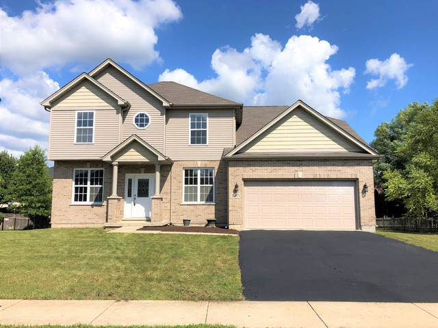 16403 S Arbor Drive, Plainfield, IL 60586 (MLS #10488660) :: The Dena Furlow Team - Keller Williams Realty