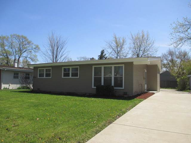 2117 Grouse Lane, Rolling Meadows, IL 60008 (MLS #10488664) :: Berkshire Hathaway HomeServices Snyder Real Estate