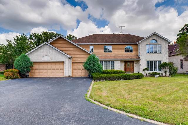 17W210 Massel Court, Bensenville, IL 60106 (MLS #10488665) :: The Perotti Group | Compass Real Estate
