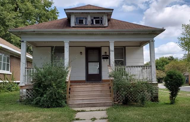 700 Raub Street, Joliet, IL 60435 (MLS #10488667) :: Baz Realty Network | Keller Williams Elite