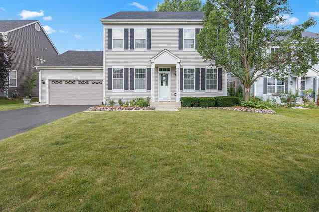 2938 Overbeck Lane, West Chicago, IL 60185 (MLS #10488684) :: Berkshire Hathaway HomeServices Snyder Real Estate