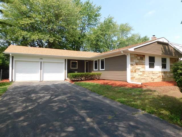 381 Arborgate Lane, Buffalo Grove, IL 60089 (MLS #10488690) :: The Perotti Group | Compass Real Estate