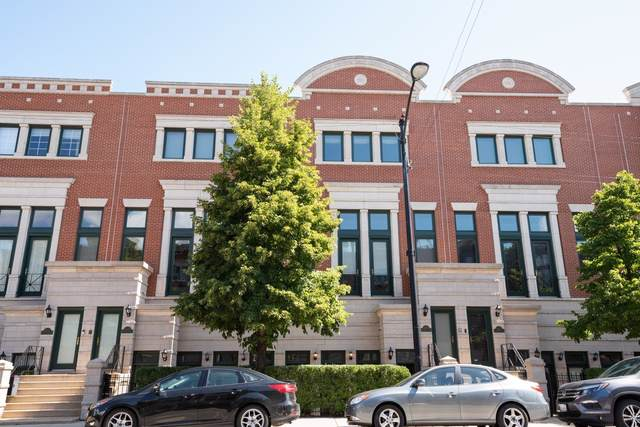 2017 N Lincoln Avenue I, Chicago, IL 60614 (MLS #10488691) :: The Mattz Mega Group