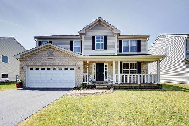 2887 Frances Lane, Montgomery, IL 60538 (MLS #10488714) :: Property Consultants Realty