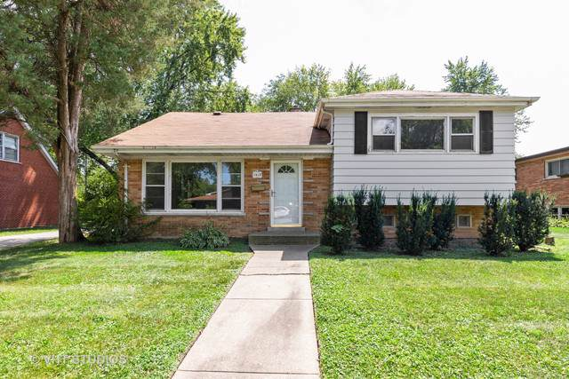 1459 187th Street, Homewood, IL 60430 (MLS #10488730) :: Property Consultants Realty