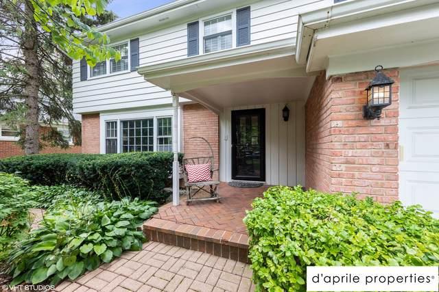 419 Warren Terrace, Hinsdale, IL 60521 (MLS #10488733) :: Ani Real Estate
