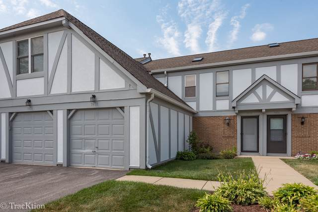7418 Canterbury Place 2-3, Downers Grove, IL 60516 (MLS #10488761) :: The Dena Furlow Team - Keller Williams Realty