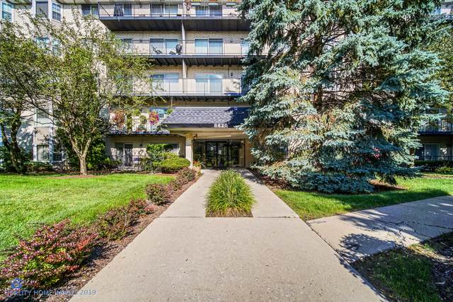 8620 Waukegan Road #101, Morton Grove, IL 60053 (MLS #10488763) :: The Wexler Group at Keller Williams Preferred Realty