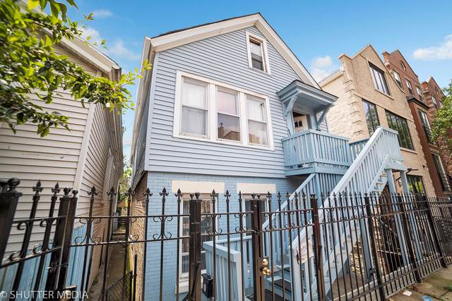 1631 W Beach Avenue, Chicago, IL 60622 (MLS #10488806) :: The Perotti Group | Compass Real Estate