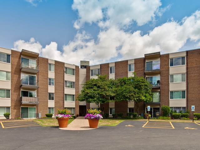 140 W Wood Street #111, Palatine, IL 60067 (MLS #10488840) :: Berkshire Hathaway HomeServices Snyder Real Estate