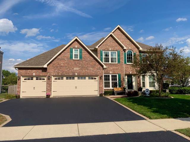 5332 Prairie Sage Lane, Naperville, IL 60564 (MLS #10488857) :: The Dena Furlow Team - Keller Williams Realty