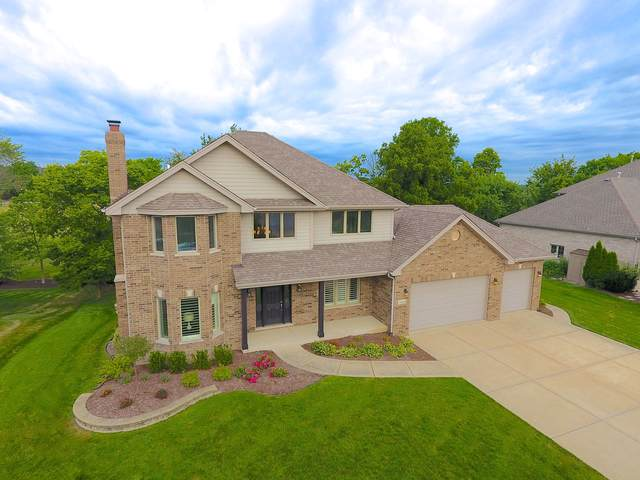 19410 Boulder Ridge Drive, Mokena, IL 60448 (MLS #10488918) :: The Mattz Mega Group