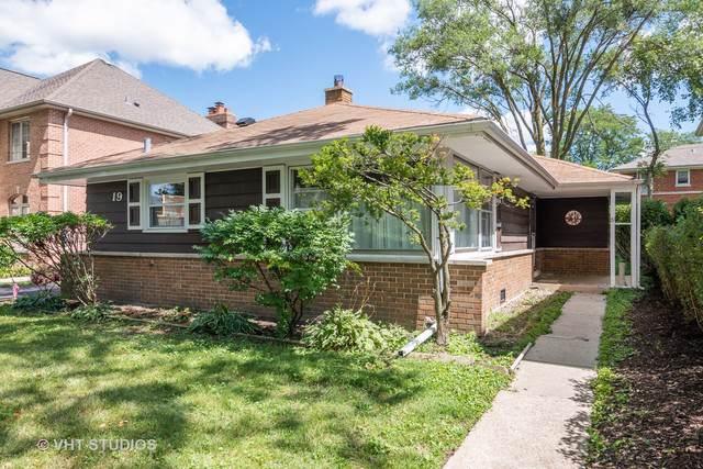 19 N Hamlin Avenue, Park Ridge, IL 60068 (MLS #10488923) :: The Wexler Group at Keller Williams Preferred Realty