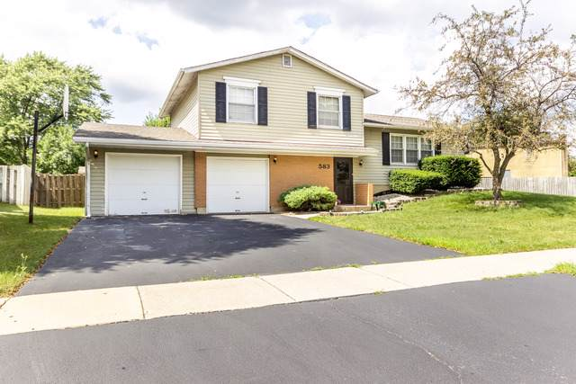 583 N Pinecrest Road, Bolingbrook, IL 60440 (MLS #10488928) :: Angela Walker Homes Real Estate Group