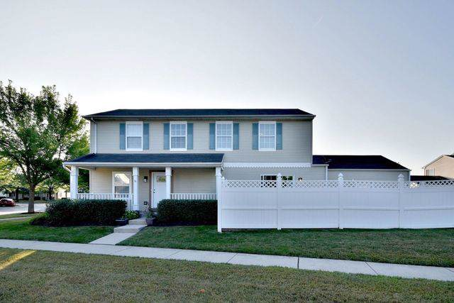 1491 Mountain Laurel Court, Romeoville, IL 60446 (MLS #10488938) :: Berkshire Hathaway HomeServices Snyder Real Estate