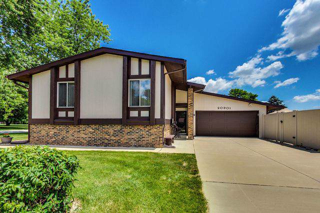 20901 S Sarver Drive, Shorewood, IL 60404 (MLS #10488962) :: Ani Real Estate