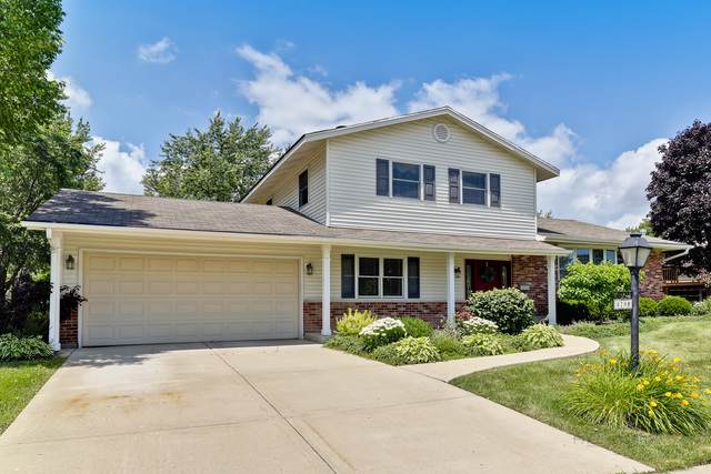 3790 Winston Drive, Hoffman Estates, IL 60192 (MLS #10488963) :: Angela Walker Homes Real Estate Group