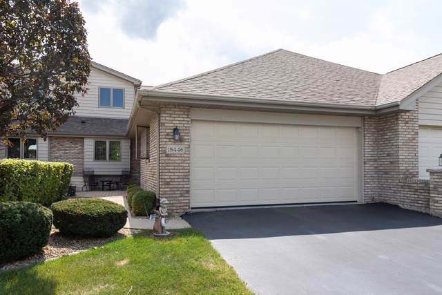 18446 Lakeview Circle W, Tinley Park, IL 60477 (MLS #10488965) :: BNRealty