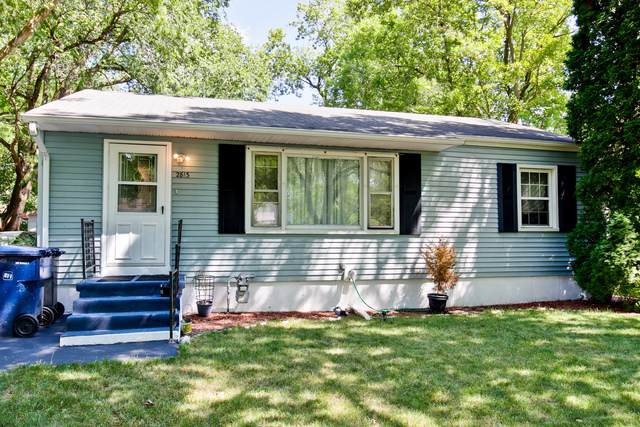 2813 Yeoman Street, Waukegan, IL 60087 (MLS #10488971) :: Property Consultants Realty