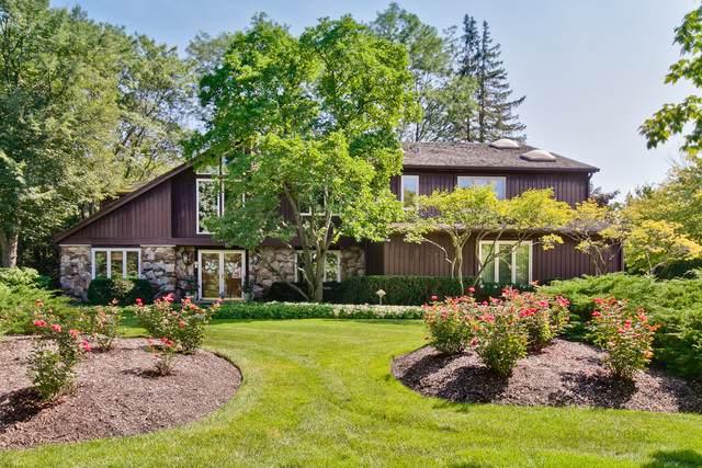 1321 Wild Rose Lane, Lake Forest, IL 60045 (MLS #10488975) :: Helen Oliveri Real Estate