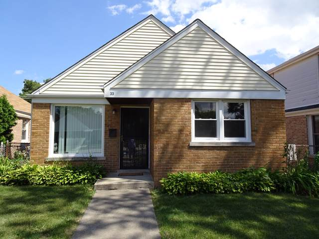 33 49th Avenue, Bellwood, IL 60104 (MLS #10488991) :: The Wexler Group at Keller Williams Preferred Realty