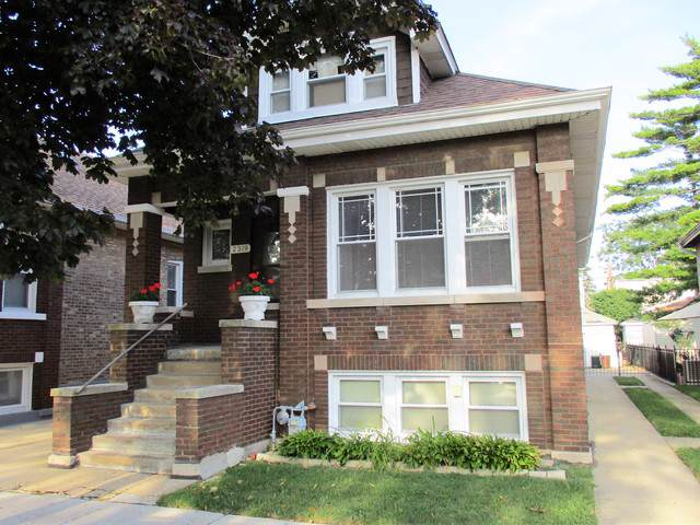 2319 Ridgeland Avenue, Berwyn, IL 60402 (MLS #10489003) :: Property Consultants Realty
