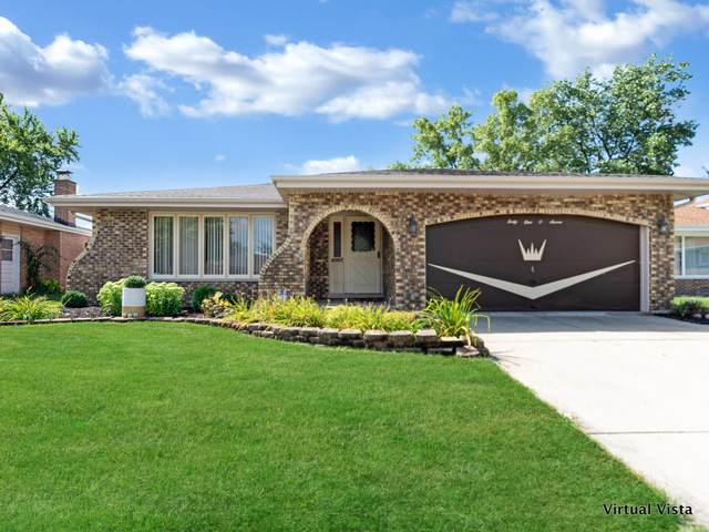 4107 176th Place, Country Club Hills, IL 60478 (MLS #10489056) :: The Wexler Group at Keller Williams Preferred Realty
