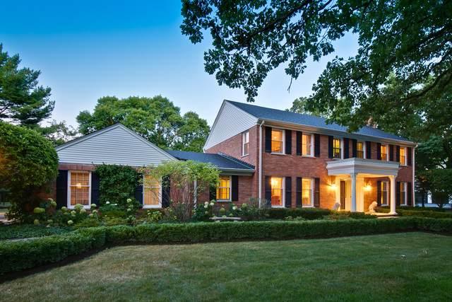 1633 Oak Knoll Drive, Lake Forest, IL 60045 (MLS #10489069) :: Helen Oliveri Real Estate